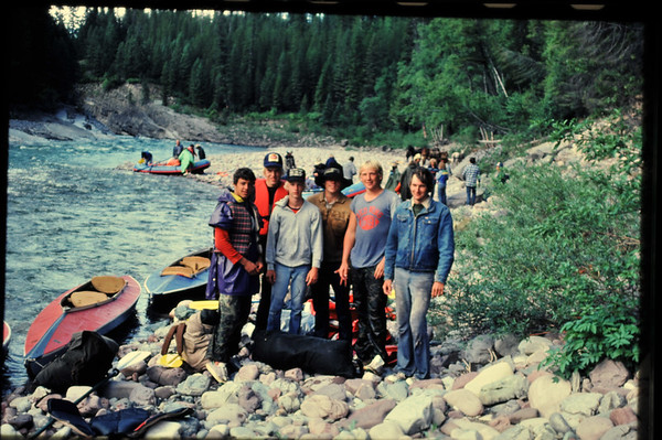 1982 Bob Marshall Wilderness - Montana