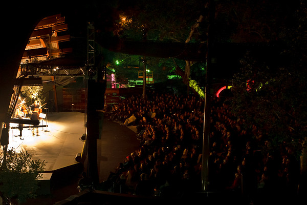 Ojai Libbey Bowl grand re-opening June 4/5 2011.  65th Ojai Music Festival June 9-12, 2011