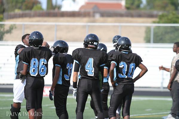 Hercules Titans Football 2014