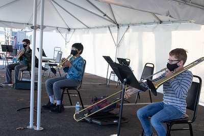 7 April Outdoor PHIL and Wind Ensembles