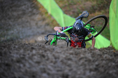 HSBC UK Cyclo-Cross National Trophy Series Round 3 Junior Men