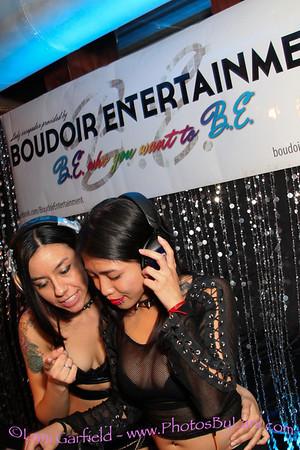 Boudoir Ladies Pride Party 11/2/13