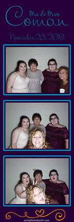 Coman Wedding 11/23/19