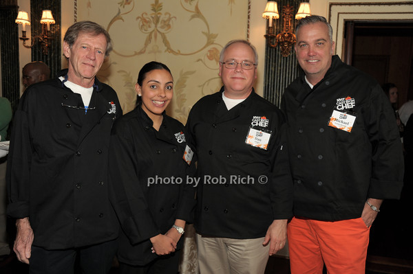 Allen Fairbairn, Ana Garcia, Dan Quigley, Michael Scarpa-Burnett (team NYIT) photo by Rob Rich/SocietyAllure.com © 2014 robwayne1@aol.com 516-676-3939