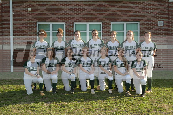 JV/V SoftBall VS Eau Gallie 2-22-19