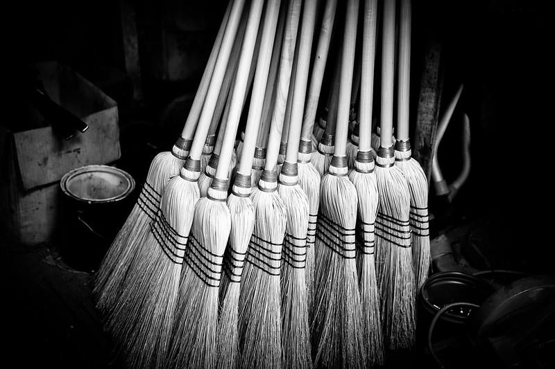 Charleston Broom & Mop