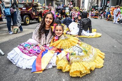 Hispanic Day Parade 2018
