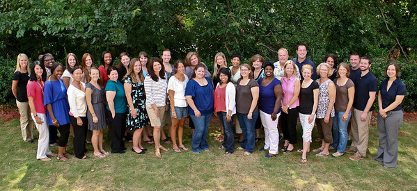 2011-2012 Staff Headshots