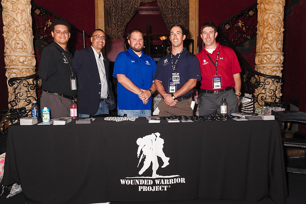 Wounded Warrior Project -The Style & Beauty Suite - Hosted by Truehearts Events