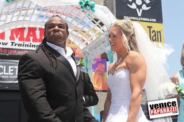 Jerome and Marnie's wedding photos.