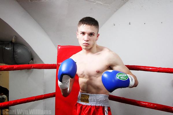 Oleksandr - Boxer