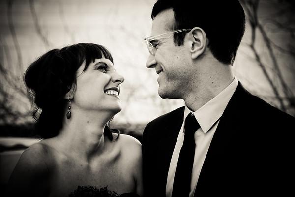 Aimee and Aaron