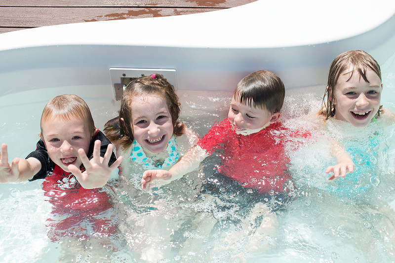 Kids in Hot Water