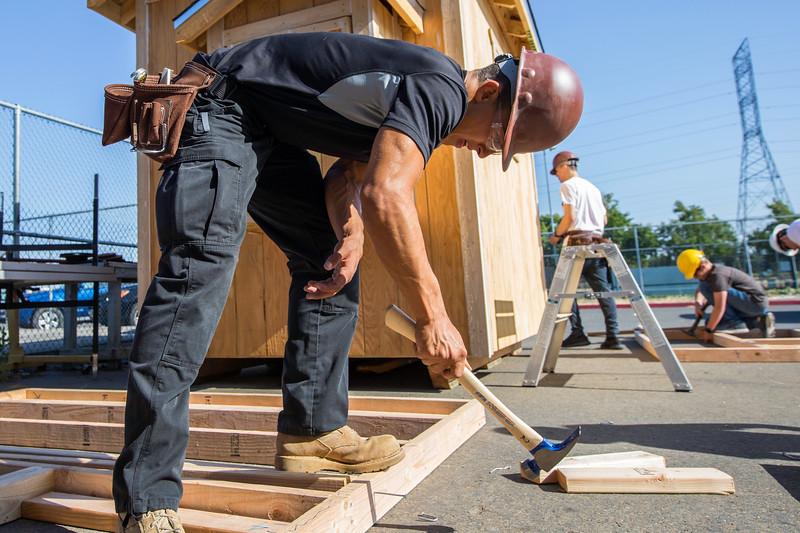 Tiny House Build Day WellsFargo Woodcreek Whitney Oakmont 2018-8.jpg