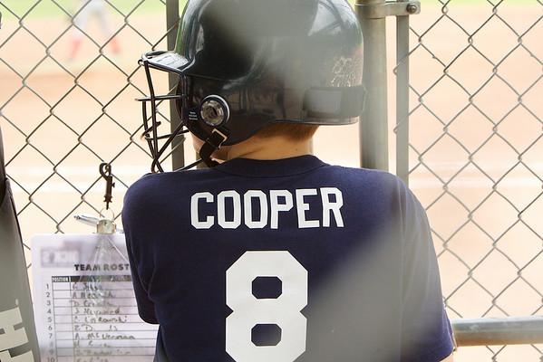 Coleman's Baseball Game