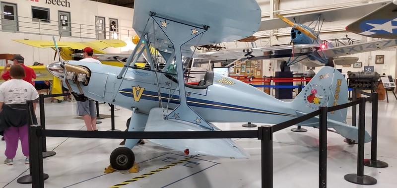 KY, Lexington - The Aviation Museum of Kentucky - Blue Grass Airport - 2019