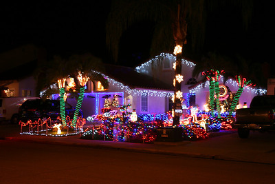 2009 Candy Cane Lights