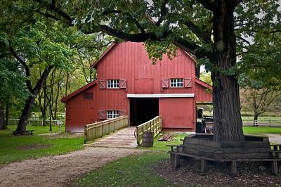 Kline Creek Farm Forest Preserve