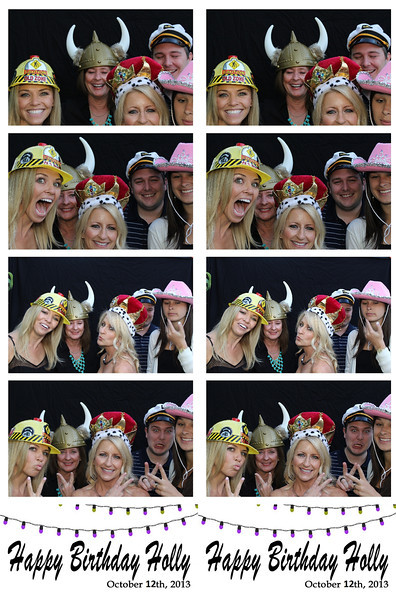 Holly's 50th October 12th, 2013