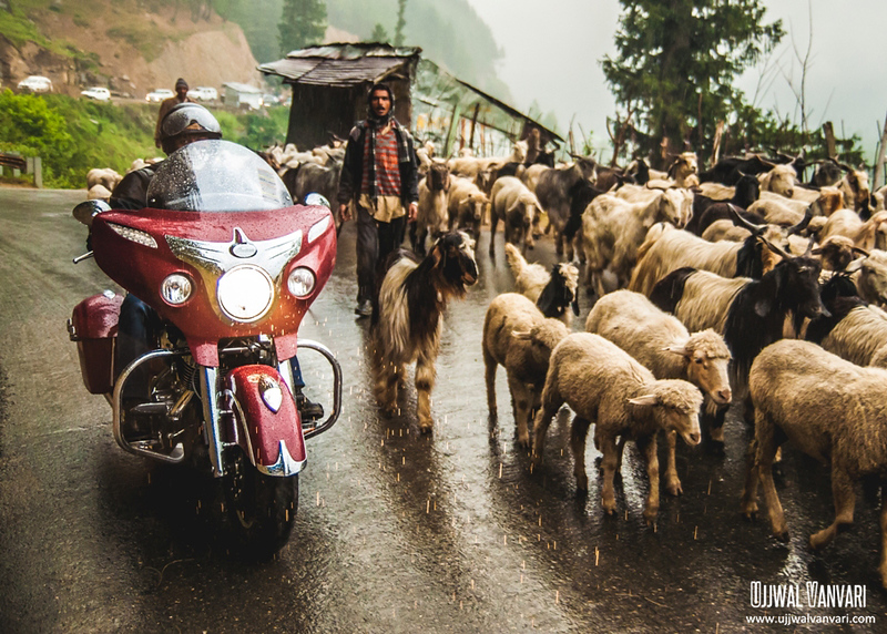 Indian Motorcycle - Ride to Rohtang Pass