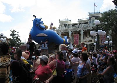Disney Magic Kingdom, Orlando, FL