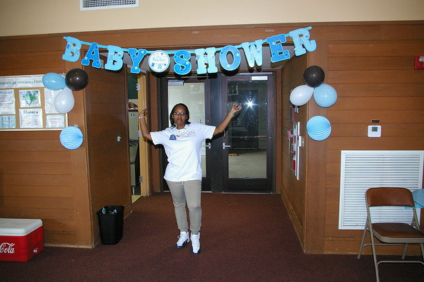 Lanette Thorpe's   *BABY SHOWER*