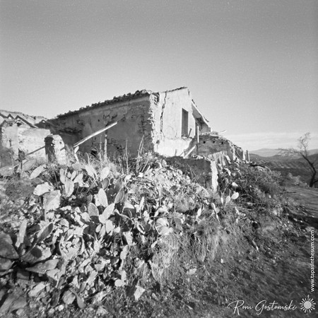 Roll 143 - Abandoned cortijo
