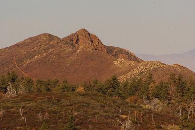 Sunset Trail Lagunas 10/27/13