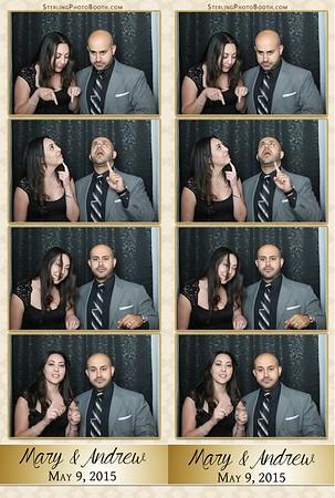 Mary & Andrew's Wedding