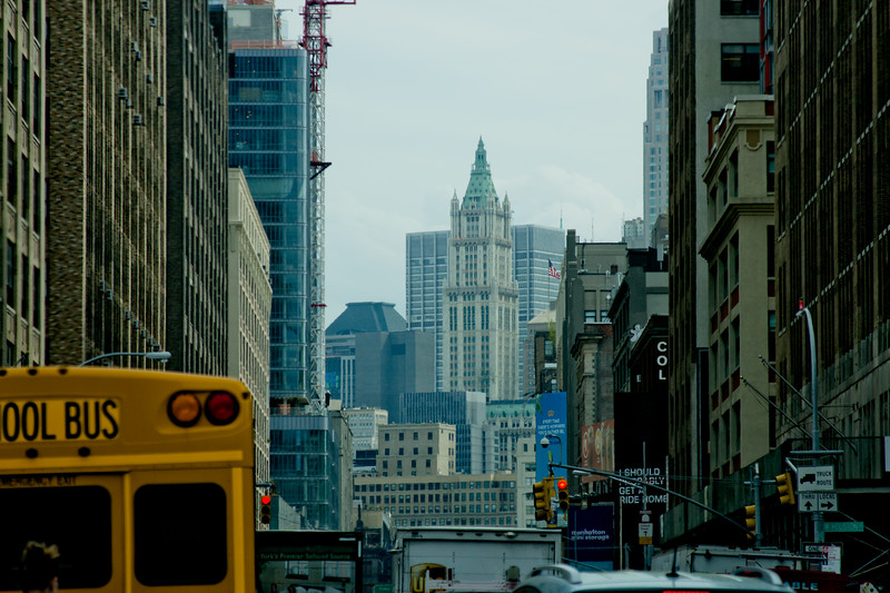New York Project 35mm Digital Spring 45