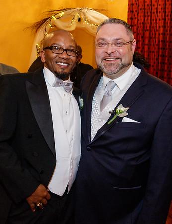 Rexx and Julius Wedding