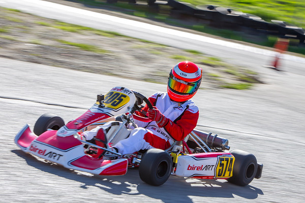 Adams Track Karting Event 2019