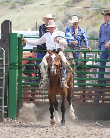 2013 Saddle Bronc