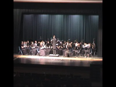2012-02-21 Videos - Concert Band, Symphonic Band, and Wind Ensemble -  Pre-Festival Concert
