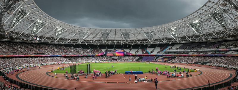 London Stadium World Para Athletics Championships