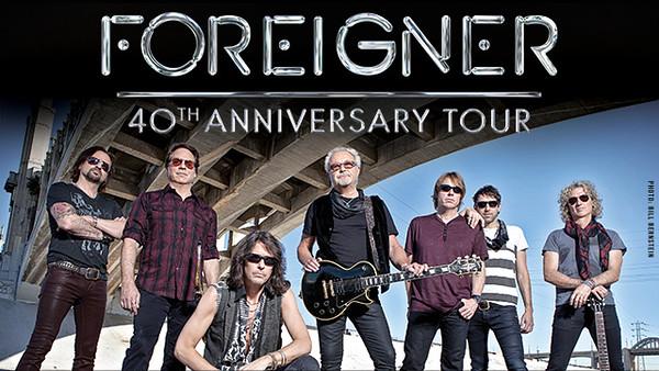 Foreigner - 2017