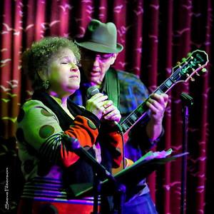 Janiece Jaffe w/ DaVida, Bears Place, 2/8/18