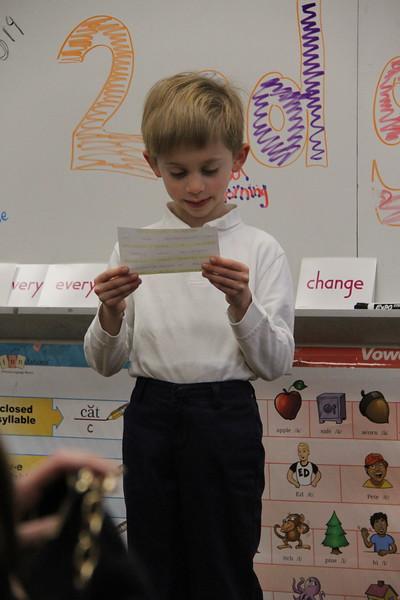 Grade 2: Autobiographies