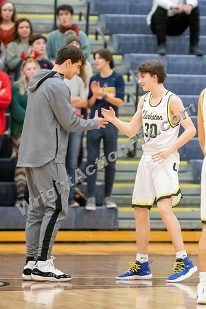 2019 12 13 Clarkston Varsity Basketball vs Utica Eisenhower