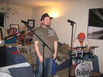 Rock Band with Friends