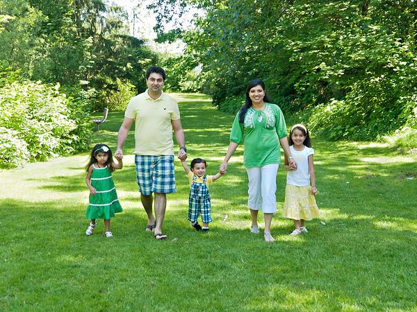 Khera Family 2011