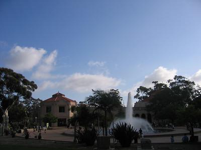Balboa Rose Garden - March 2007