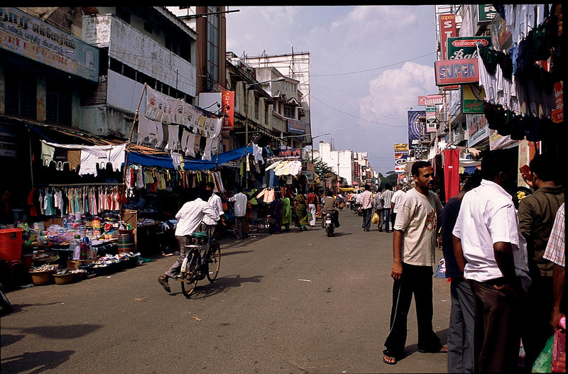 Pondicherry street