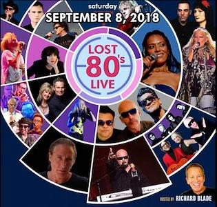 Lost 80s Concert!