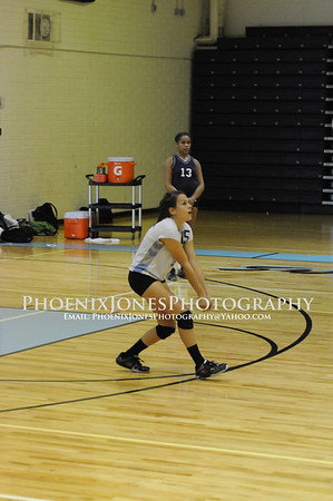 2012 Cactus JV Volleyball Game vs Cortez Pics 9-20-12
