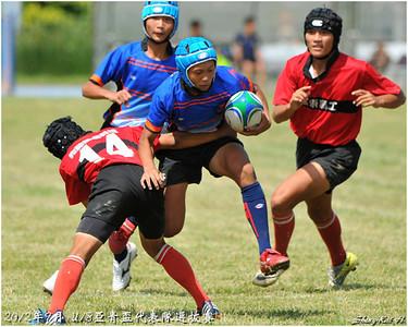 2012 U18亞青選拔-預賽-羅東高工 VS 八斗中學(LTIVS vs BDSH)