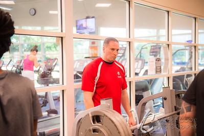 Decatur YMCA Strongman Comp 2019