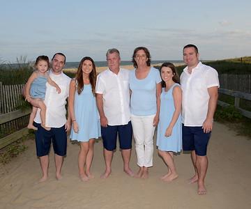 Woodridge Family Beach Portraits Aug. 27, 2017