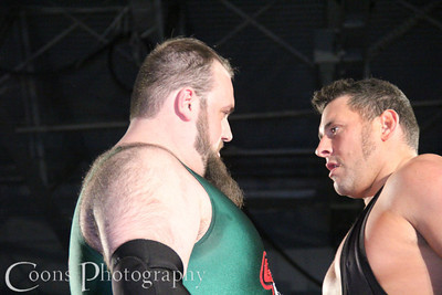 Greg Excellent vs Colt Cabana