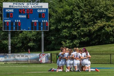 Penn State Behrend Women's Soccer 2019